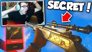I FINALLY GOT A SECRET HEROIC SNIPER! (Supply Drop REACTION!) - Heroic Hunting
