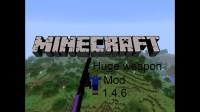 Minecraft Mod: Huge Weapon (Scythe
