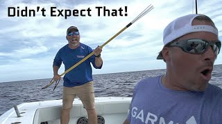 Didn't Expect That! Fishing 1000ft. deep - Man Card Revoked