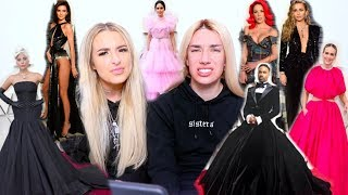 James Charles and I brutally ROAST celebrity fashion