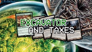 RAMUNAP EXCAVATOR IS HERE - Modern GW Death and Taxes - MTG Gameplay