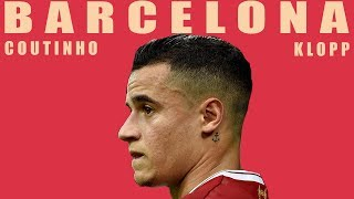 COUTINHO TO BARCELONA SONG!! MASSIVE TRANSFER FROM LIVERPOOL HAVANA FUNNY MUSIC PARODY CAMILA CABELL