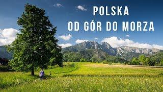 Polska - Od gór do morza - Krajobrazy polskie
