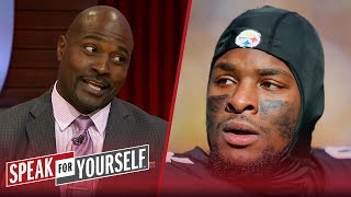 Whitlock and Wiley react to how Steelers handled split with Le'Veon Bell | NFL | SPEAK FOR YOURSELF