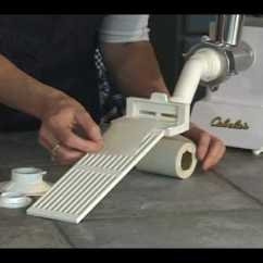 Kitchen Aid Grinder Bars All Around Jerky Maker® By Elk Mountain Products - Youtube