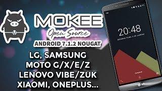 MoKee ROM | Android 7.1.2 Nougat | Uma Das MELHORES ROMs!! (LG, SAMSUNG, MOTO G/X/E/Z, LENOVO...)
