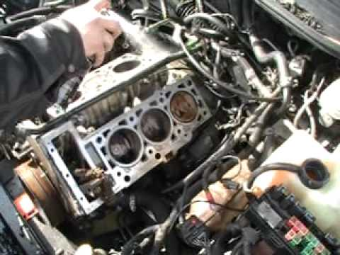2011 Dodge Avenger Engine Diagram Head Gaskets On A 2 7 Dodge Intrepid Engine 016 Mod Youtube
