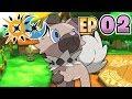 Let's Play Pokémon Ultra Sun & Ultra Moon - Part 2 - The Island Challenge!
