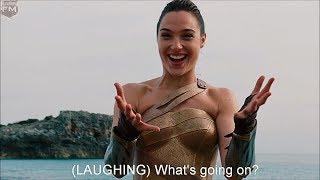 Bloopers & Gag Reel 'Wonder Woman' Featurette