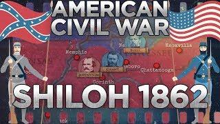 Battle of Shiloh (1862) - American Civil War DOCUMENTARY