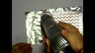 Tin Foil and Stamping Embossing Dry & Powder