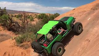 Moab 2018 Day 2: Poison Spider, Golden Spike, Rusty Nail