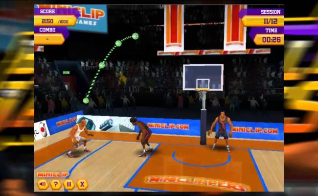 Basketball Shooting Games Online Unblocked Gamewithplay