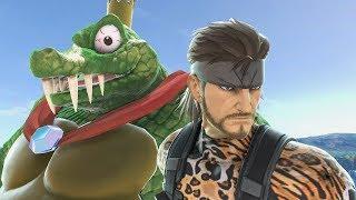 Super Salty Smash Bros. Ultimate