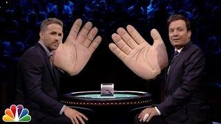Slapjack with Ryan Reynolds