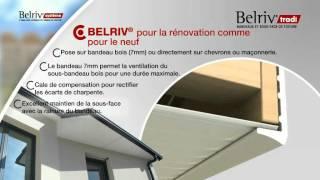 Belriv Basic L Habillage Du Debord Des Toitures Youtube