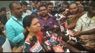 బీజేపీ బలంగా లేకపోవడం వల్లనే ఓడిపోయాను..డీకె అరుణ|Dk Aruna On Her Defeat