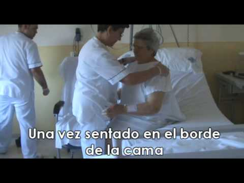 Fractura de cadera movilizacin  YouTube