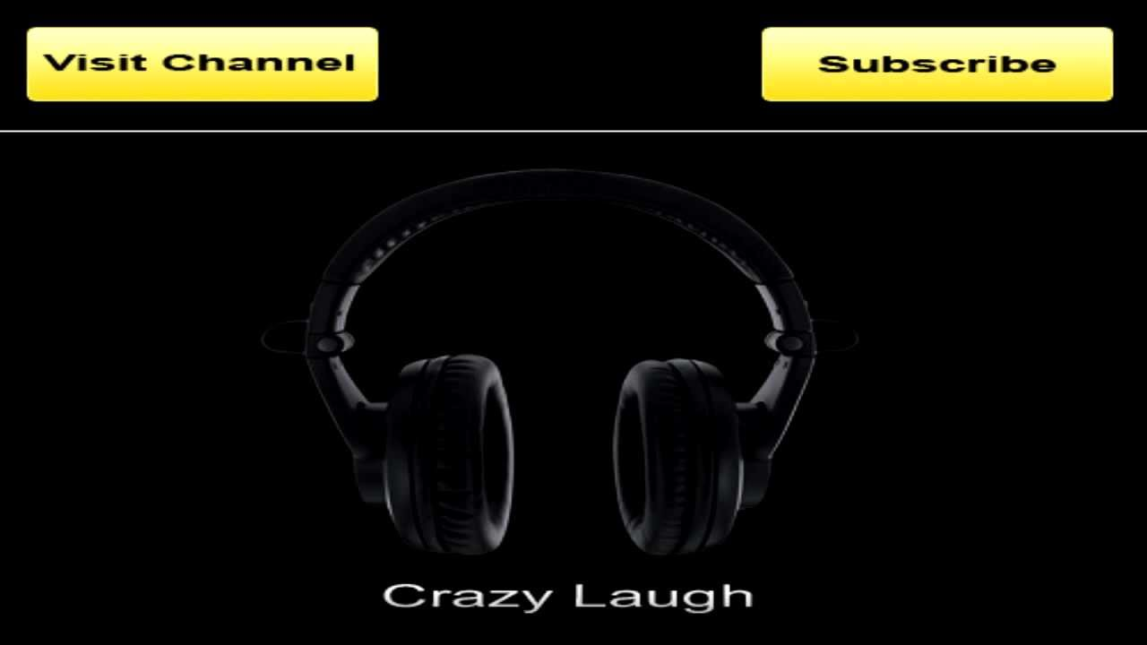 Crazy Woman Laugh Sound Effect