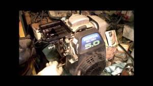 Honda gc160 gc190 carb rebuild gcv160 PART 2 of 2  YouTube
