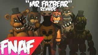 (SFM) ″Mr.Fazbear″ REMADE Song Created By: Groundbreaking