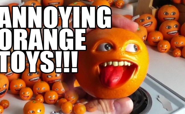 Annoying Orange Toys Daneboevlog Youtube
