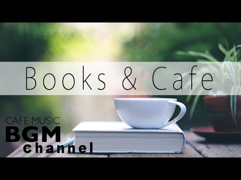 Books & Jazz - Slow Jazz Instrumental Cafe Music for Reading, Studying