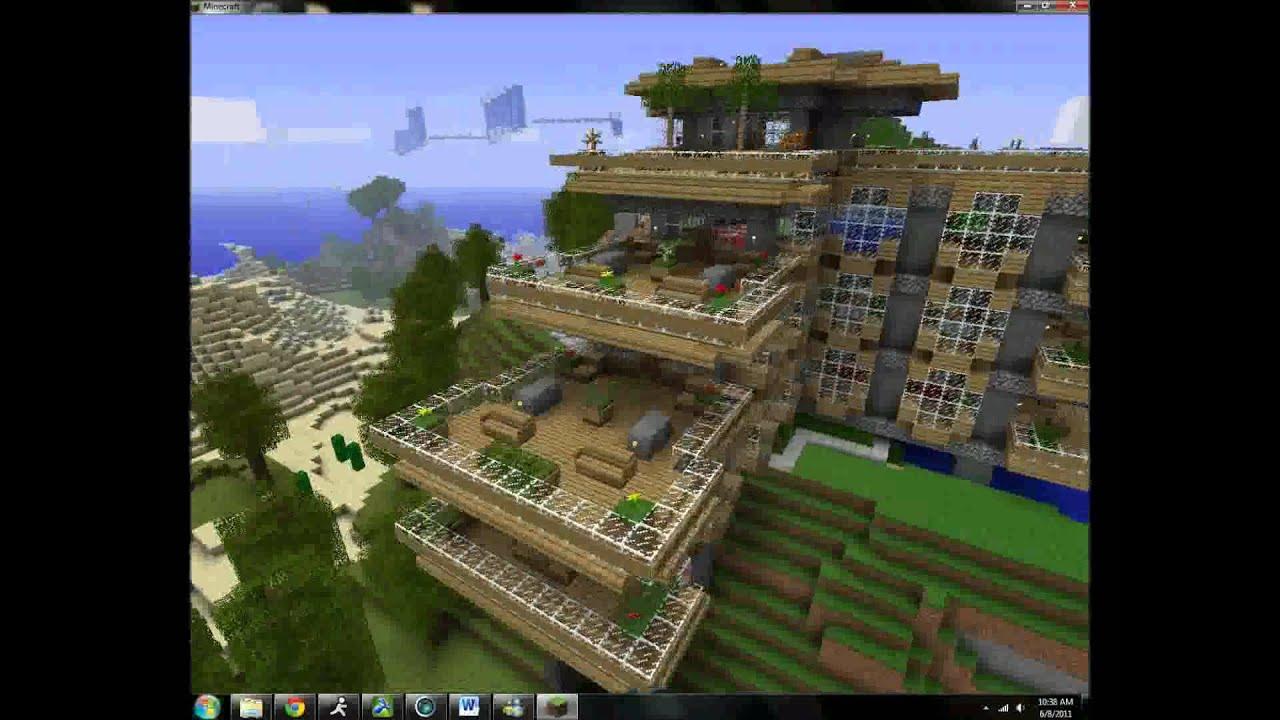 Minecraft Best House Creations