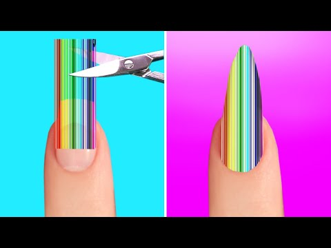 34 Hacks For Perfect Nails