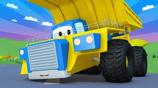 Truck for kids - The MINING Truck - Super Truck in Car City !