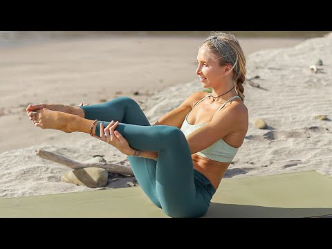 Ultimate Pilates 14 Day Challenge   Define Your Abs & Core + FREE schedule
