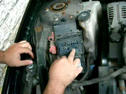 2007 Chevy Express Fuse Diagram 2004 Impala Climate Control Part 2 Youtube