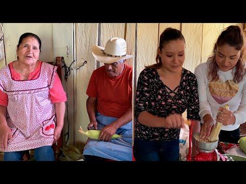 Uchepos Estilo Michoacán De Mi Rancho A Tu Cocina