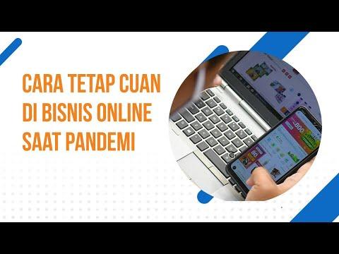 Tips Tetap Cuan di Bisnis Online Saat Pandemi