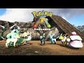 Pokemon ARK Ragnarok | #1 Alle in einer Folge gefangen | Neue Pokemon MOD +Karte