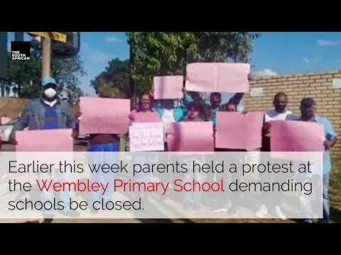 Parents demand schools close after student dies of COVID-19