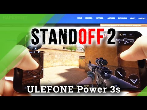 Standoff 2 Gameplay on Ulefone Power 3s – Graphic & Sound Review