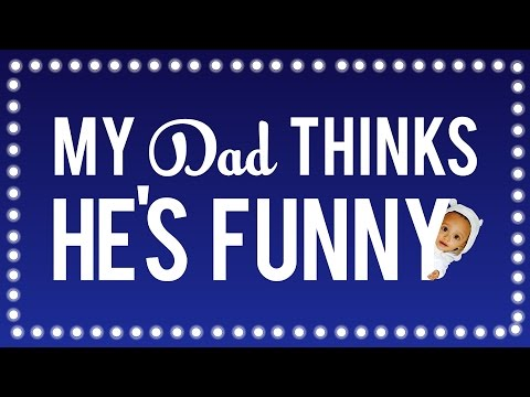 EIC: My Dad Thinks He's Funny Trailer - Sorabh Pant.