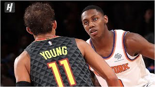 Atlanta Hawks vs New York Knicks - Full Game Highlights | October 16, 2019 NBA Preseason
