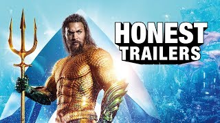 Watch Honest Trailers - Aquaman Video