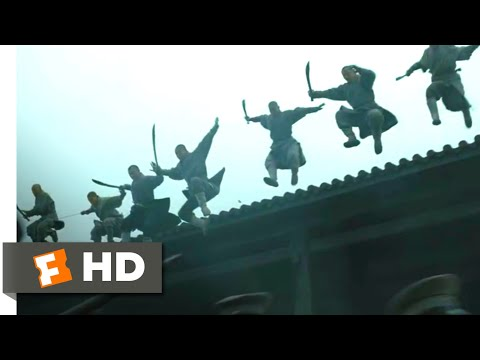 Shaolin (2011) - Bloody Defense Scene (8/10) | Movieclips