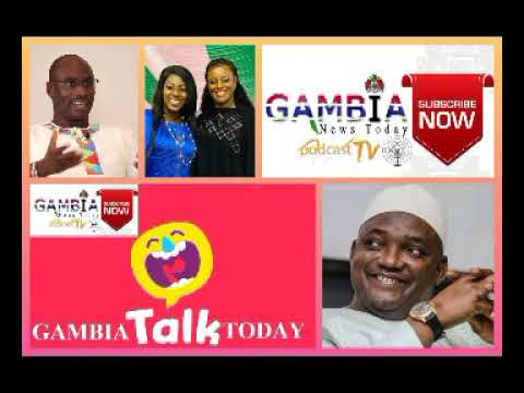 GAMBIA TODAY TALK 8TH APRIL 2021
