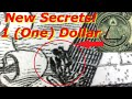 New Dollar Bill Secret! Amazing!