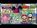 Mario & Luigi: Superstar Saga + Bowser Minions - Full Game (Main Game)