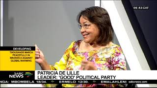 De Lille's launches 'GOOD' officially in January