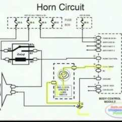 1997 Buick Lesabre Radio Wiring Diagram Spinal Cord Structure With Horns & - Youtube