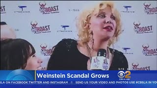 Courtney Love Warns About Harvey Weinstein In 2005
