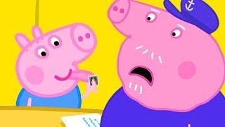 Peppa Pig Full Episodes   Stamps   Cartoons for Children