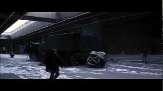 The Dark Knight Rises -The HERO Bruce Wayne saves Gotham [HD]