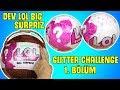 LOL Sürpriz DEV Yumurtası Özel Bebekler Challange!! | Challenge!! Bidünya Oyuncak